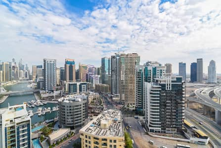 2 Bedroom Flat for Sale in Dubai Marina, Dubai - APARTMENT FOR SALE IN MARINA DEC TOWER
