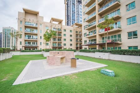 Studio for Sale in The Greens, Dubai - Modern & Classic| Fully Furnished | Rented
