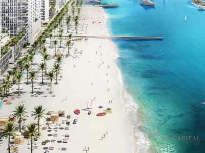 فلیٹ 2 غرفة نوم للبيع في دبي هاربور، دبي - Marina Vista I 2 Bedroom Unit I Beachfront Apartment