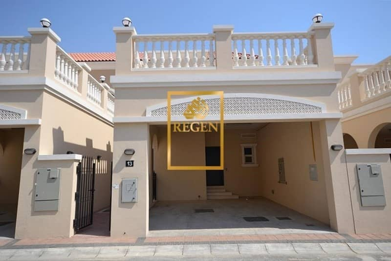 Two Bedroom Hall Nakheel Townhouse FOR SALE in District 12 JVC