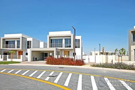 3 Bedroom Villa for Sale in Dubai Hills Estate, Dubai - Large Private Plot | Single Row | 3 Beds
