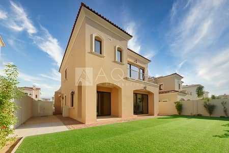 4 Bedroom Villa for Rent in Arabian Ranches 2, Dubai - Vacant | Well Maintained | Back to Back