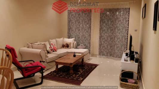 Luxuriuse| Furnished 1Bhk With Multiple Cheques In Le Grand Cheatue JVC