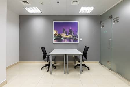 Office for Rent in Al Bateen, Abu Dhabi - Call us to discover your perfect private office now.