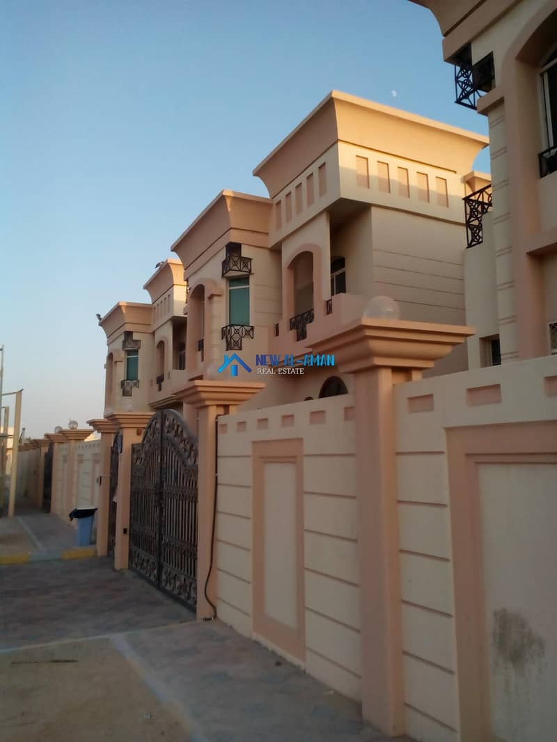 2 Separate 6 Bedroom Villa in MBZ City