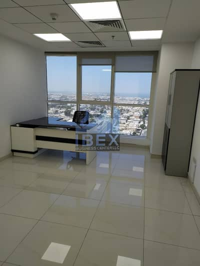 Furnished Luxurious Office in Aspin Tower
