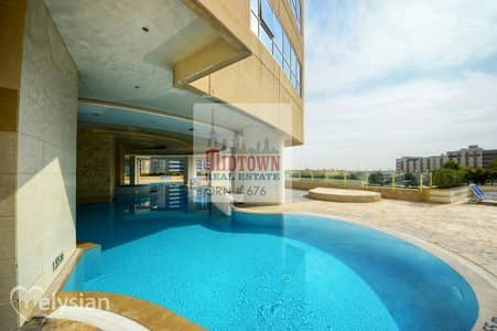 1 Bedroom Apartment for Rent in Jumeirah Lake Towers (JLT), Dubai - Closed to metro! large 1bedroom with double balcony available in JLT