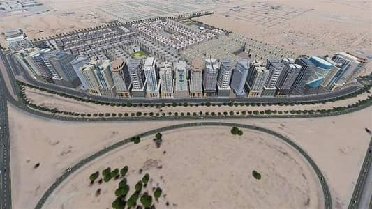 Plot for Sale in Al Aaliah, Ajman - land Commercial for sale in global city ajman Installments 3 years free hold
