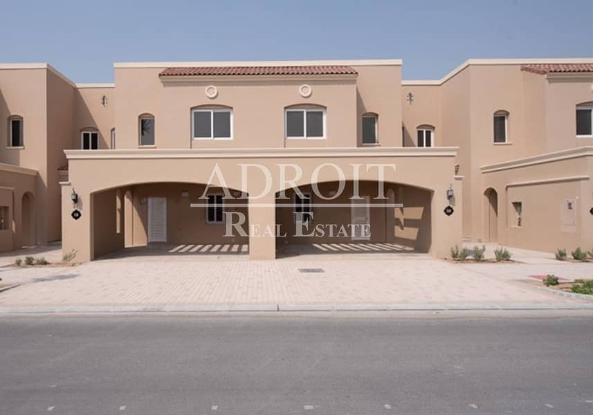 2 Brand New Community | Keys in hand | 3BR Townhouse !