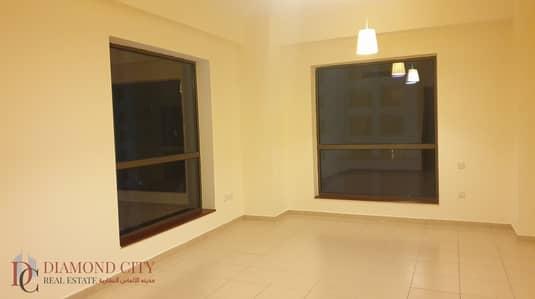 فلیٹ 2 غرفة نوم للايجار في جي بي ار، دبي - Rimal 2 | Sea and Community View | Mid Floor