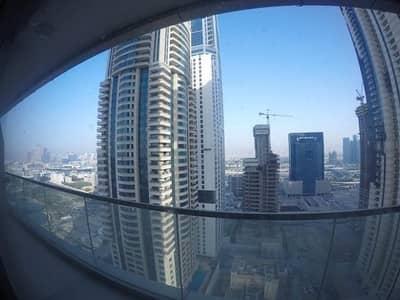 1 Bedroom Apartment for Rent in Dubai Marina, Dubai - Big Balcony I Golf View I 1br + Storage I Middle Floor