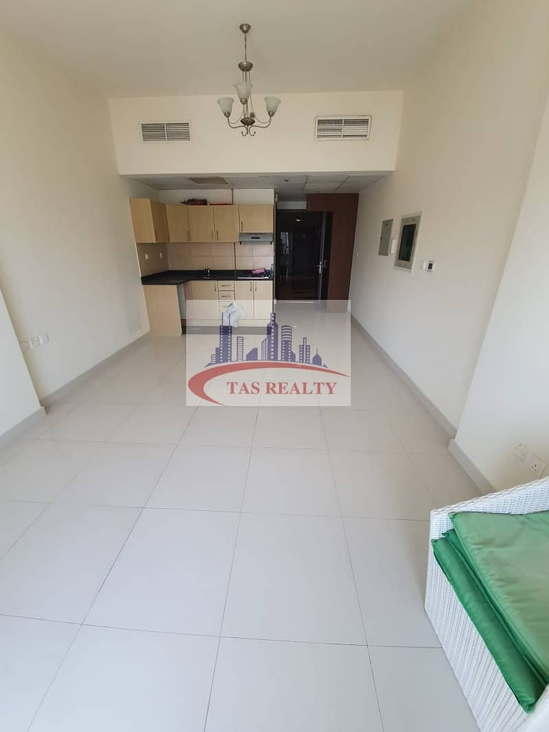 Spacious Studio with Balcony | Fully Furnished