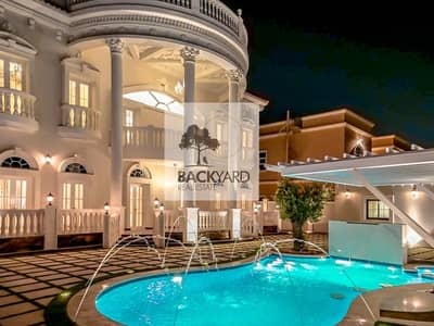 5 Bedroom Villa for Rent in Al Barsha, Dubai - Luxurious 5BR Villa | Al Barha South