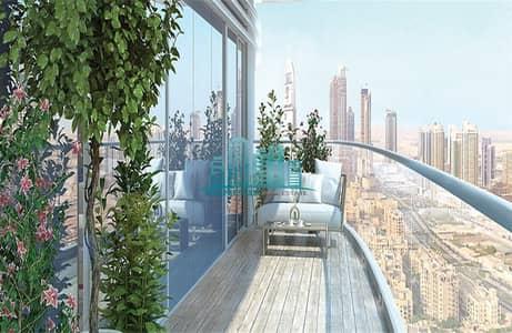 شقة 3 غرف نوم للبيع في وسط مدينة دبي، دبي - Glamorous 3BR in Dowtown Dubai