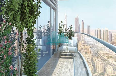3 Bedroom Apartment for Sale in Downtown Dubai, Dubai - Glamorous 3BR in Dowtown Dubai