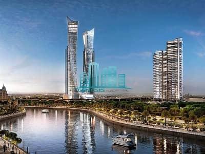 شقة 3 غرفة نوم للبيع في الخليج التجاري، دبي - Elegant furnished 3BR in Aykon City