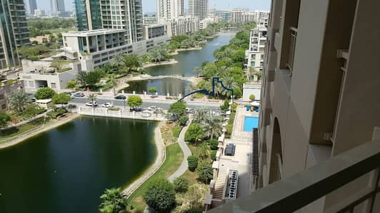 2 Bedroom Apartment for Rent in The Views, Dubai - Mosela |Upgraded 2 BR | For rent with Lake view