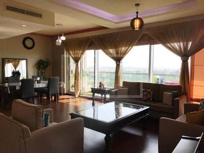فلیٹ 3 غرفة نوم للايجار في ذا فيوز، دبي - Fully Furnished 3 Bed Apartment for Rent