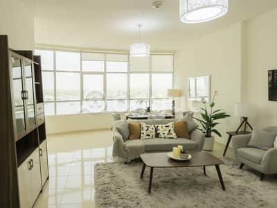 2 Bedroom Apartment for Sale in Al Bustan, Ajman - Exclusively for a limited period Apartments ready for housing installment.