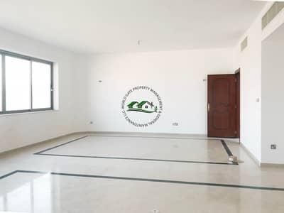 شقة 4 غرفة نوم للايجار في شارع الشيخ خليفة بن زايد، أبوظبي - Enormously spacious and affordable 4br w/ maid's room