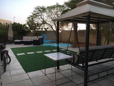 فیلا 5 غرف نوم للبيع في الريف، أبوظبي - 5 bed corner modified extra large garden villa for sale