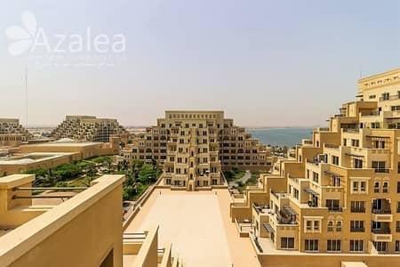 استوديو  للبيع في جزيرة المرجان، رأس الخيمة - شقة في باب البحر جزيرة المرجان 420000 درهم - 4419286