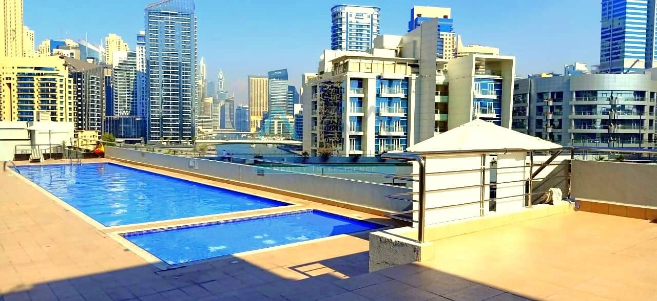 18 CHILLER FREE MONTHLY PAYMENT 1BR IN DEC TOWER