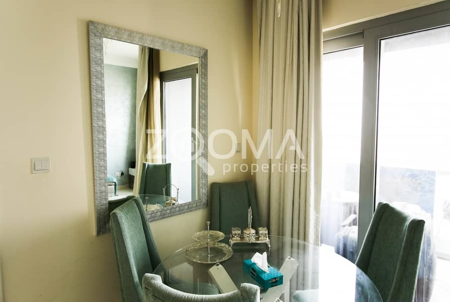 22 Luxurious Furnished  High Flr Negotiable