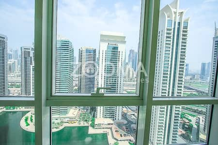 2 Bedroom Flat for Sale in Jumeirah Lake Towers (JLT), Dubai - Exclusive 2BR |Lake View|Great Amenities