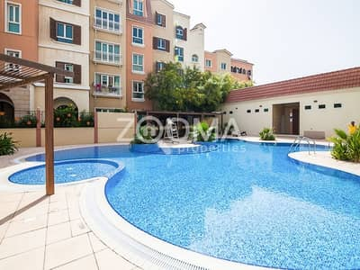 Studio for Rent in Discovery Gardens, Dubai - Large Studio   8 wardrobes  Chiller Free
