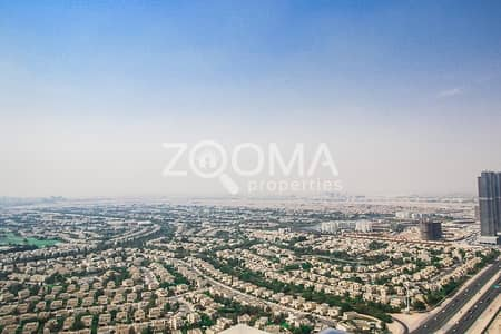 3 Bedroom Flat for Sale in Jumeirah Lake Towers (JLT), Dubai - 3BR with Maids|High Floor | Meadows View