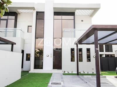 3 Bedroom Villa for Rent in DAMAC Hills (Akoya by DAMAC), Dubai - Fully Furnished|Homely Comforts| Well Maintained