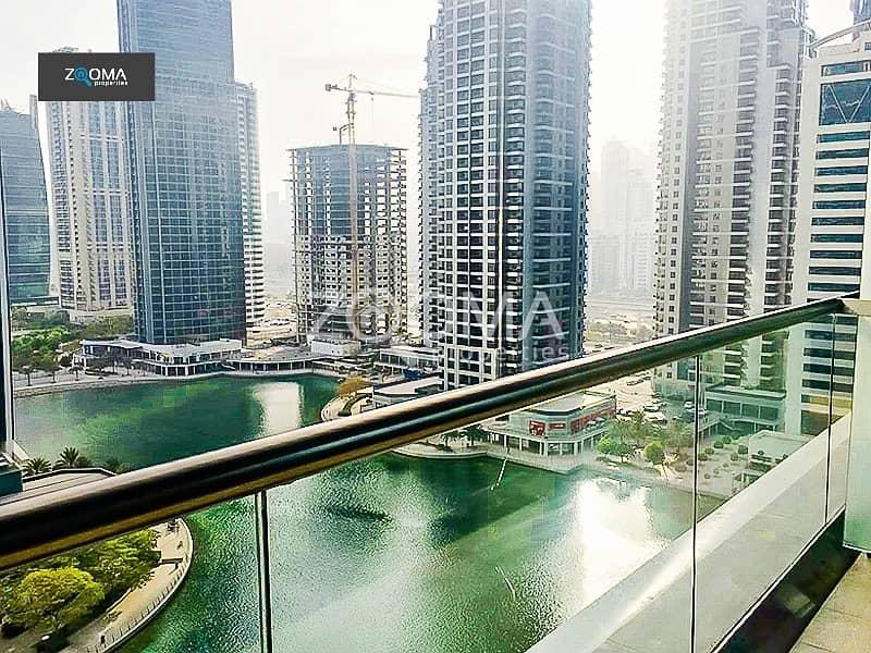 High ROI Spacious 1BR w/ Storage & Balcony