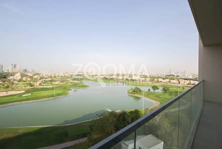 3 Bedroom Flat for Sale in The Hills, Dubai - Vacant 3Br with Maids Golf and Lake View