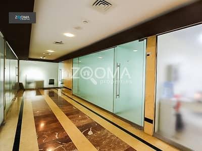 محل تجاري  للايجار في أرجان، دبي - Ready to Move   Good for Salon or Clinic