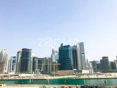 Luxurious| Dubai Canal & Burj Khalifa View