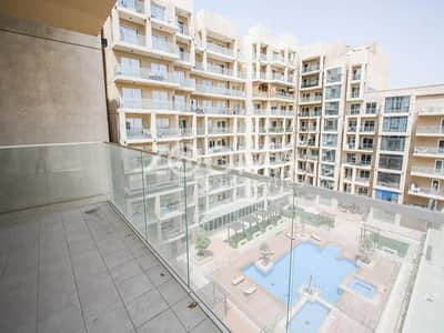 2 Bedroom Apartment for Sale in Dubailand, Dubai - Full Pool View | Balcony | Ready to Move in