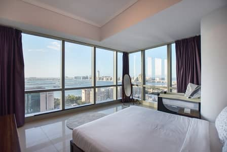 3 Bedroom Apartment for Sale in Dubai Marina, Dubai - Vacant Sea View