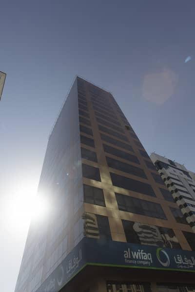 مکتب  للايجار في شارع المطار، أبوظبي - العنوان: انقر هنا اتصل بنا الآن وابدأ العمل على راحتك اليوم.