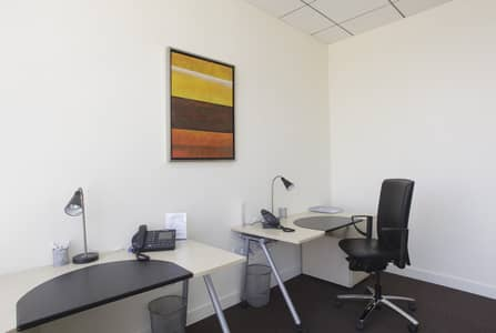 Office for Rent in Airport Street, Abu Dhabi - Call us to discover your perfect private office now.