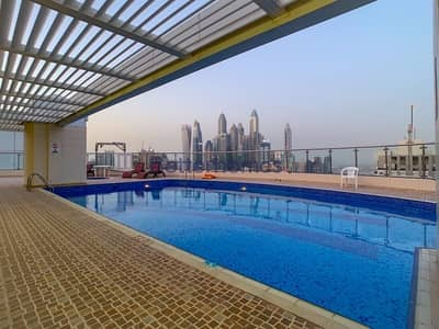 4 Bedroom Apartment for Rent in Jumeirah Lake Towers (JLT), Dubai - Furnished 4 BR | High Floor | Chiller Free