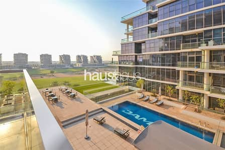 2 Bedroom Apartment for Sale in DAMAC Hills (Akoya by DAMAC), Dubai - Pool and Golf View | Maids | 8.75% ROI