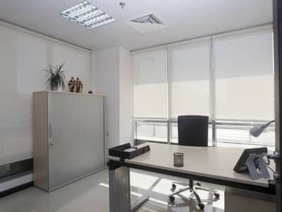 Office for Rent in Defence Street, Abu Dhabi - Call us to discover your perfect private office now.