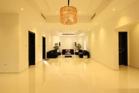 5 Bedroom Villa for Rent in The Villa, Dubai - Semi-Furnished Boutique 5 Bedroom Villa