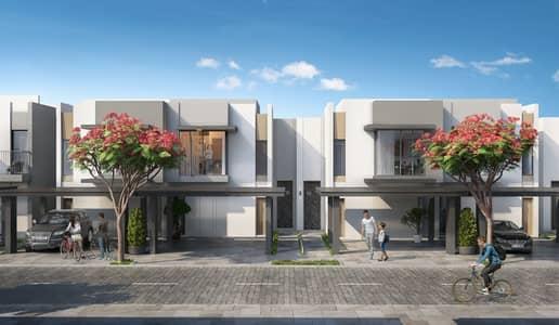 تاون هاوس 3 غرفة نوم للبيع في ذا فالي، دبي - pay 58k only down payment - 6 years payment plan