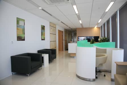 Office for Rent in Al Maryah Island, Abu Dhabi - Call us now to book your visit.