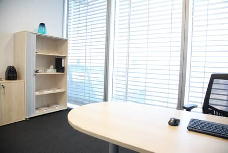 Office for Rent in Al Maryah Island, Abu Dhabi - Call us to discover your perfect private office now.