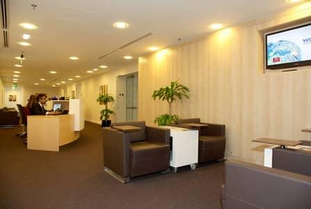 مکتب  للايجار في شارع الشيخ زايد، دبي - انقر هنا اتصل بنا الآن وابدأ العمل على راحتك اليوم