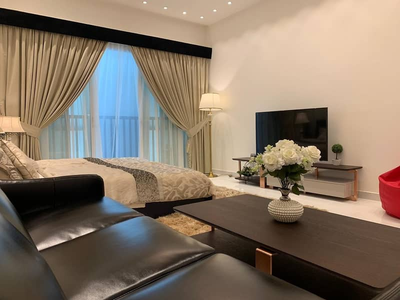 2 own studio for 3500AED MONTHLY  FOR 6 YEARS