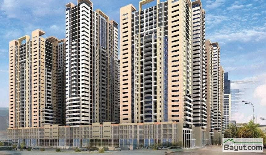 شقة في أبراج عجمان ون الصوان 17000 درهم - 4419813